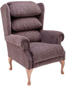 Cannington Fireside Chair Kilburn Mink F