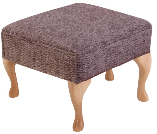 Co ordinating Cannington Footstool Kibur