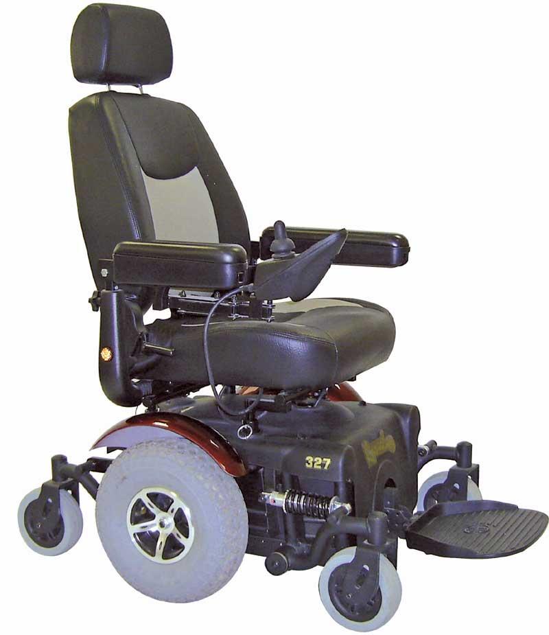 Rascal P327 Powerchair